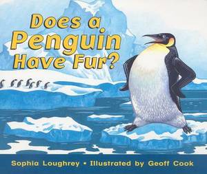 Does a Penguin Have Fur?