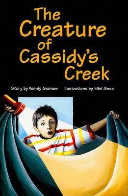 The Creature of Cassidy's Creek, Grade 3: Emerald Level 26