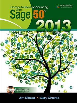 Computerized Accounting with Sage 50 2013