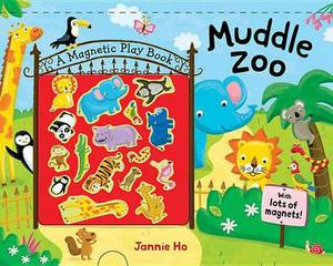 Muddle Zoo: A Magnetic Play Book