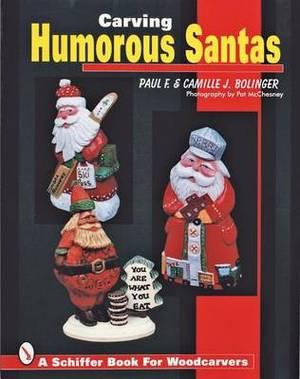 Carving Humorous Santas