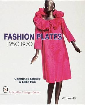 Fashion Plates: 1950-1970