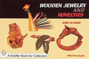 Wooden Jewelry and Novelties