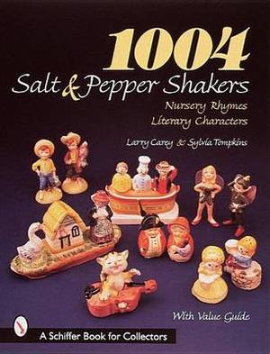 1004 Salt and Pepper Shakers