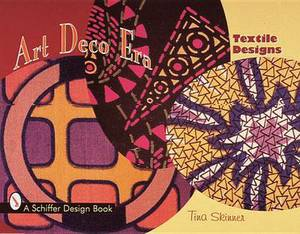 Art Deco Era Textile Designs