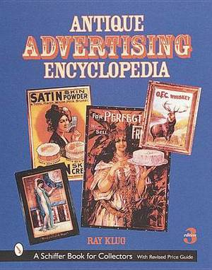 Antique Advertising Encyclopedia