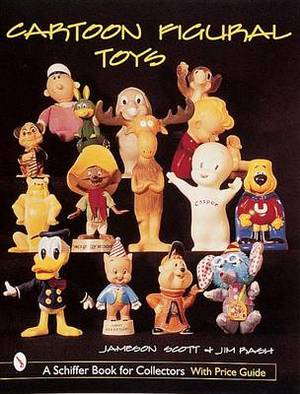 Cartoon Figural Toys