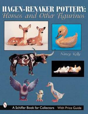 Hagen-Renaker Pottery: Horses and Other Figurines