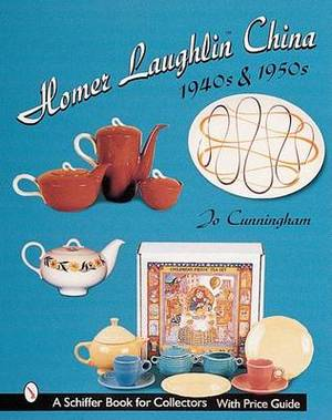 Homer Laughlin China: 1940s & 1950s