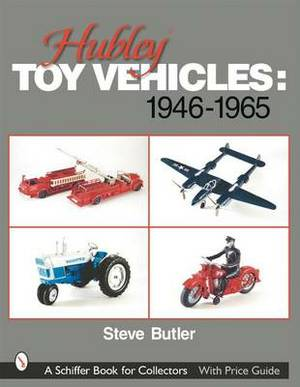Hubley Toy Vehicles: 1946-1965