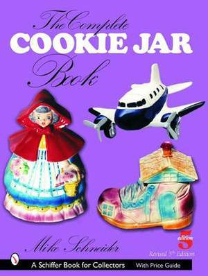 The Complete Cookie Jar Book