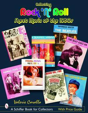 Collecting Rock 'n' Roll Sheet Music of the 1960s