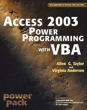 Access Power Programming with VBA