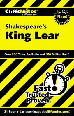 Notes on Shakespeare's  King Lear