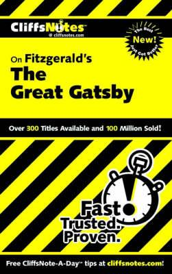 Notes on Fitzgerald's  Great Gatsby