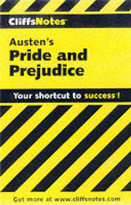 Notes on Austen's  Pride and Prejudice