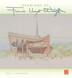 Drawings of Frank Lloyd Wright, 2011