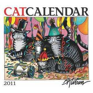Kliban: Catcalendar, 2011