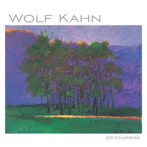 Wolf Kahn, 2011