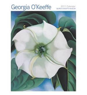 Georgia O'Keeffe, 2011