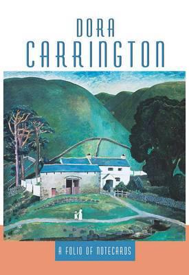 Dora Carrington: A Folio of Notecards
