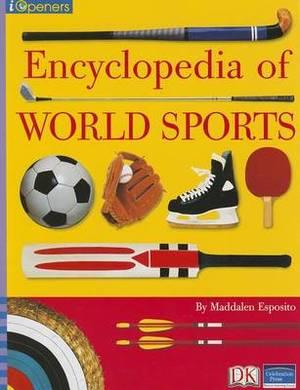 Iopeners Encyclopedia of World Sports Single Grade 3 2005c