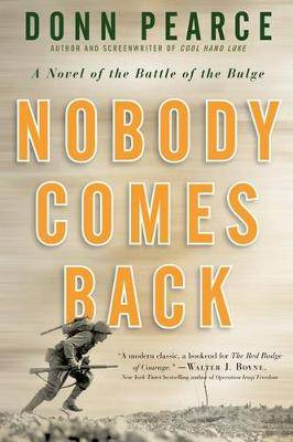 Nobody Comes Back