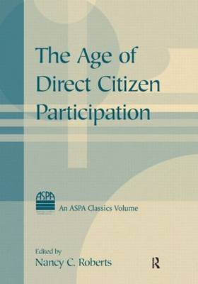 The Age of Direct Citizen Participation