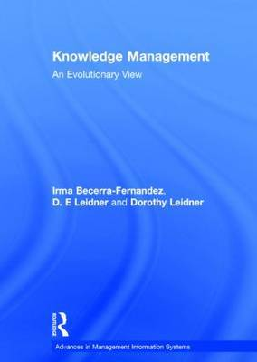 Knowledge Management: An Evolutionary View