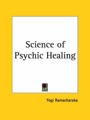 Psychic Healing (1906)