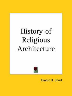 History of Religious Architecture (1925)