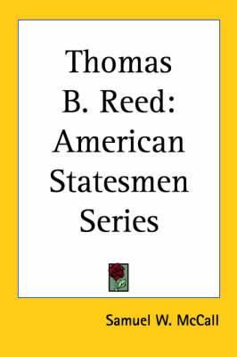 Thomas B. Reed