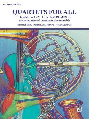 Quartets for All: B-Flat Instruments