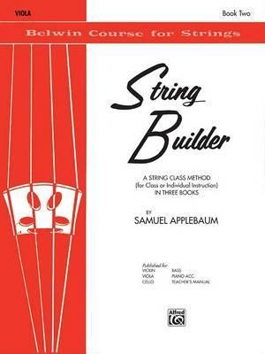 String Builder, Bk 2: Viola