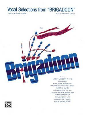 Brigadoon (Vocal Selections): Piano/Vocal/Chords