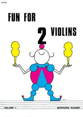 Fun for 2 Violins, Vol 1