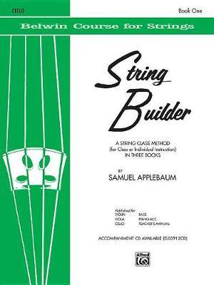 String Builder, Bk 1: A String Class Method (for Class or Individual Instruction) - Cello