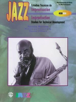 Jazz Improvisation: Studies for Technical Development (Spanish, English Language Edition)