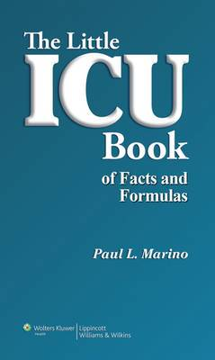 Little ICU Book Facts and Formulas