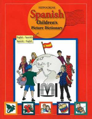 Spanish Children's Picture Dictionary