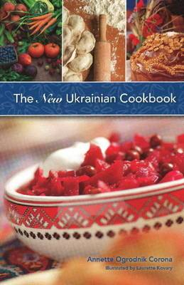 New Ukrainian Cookbook