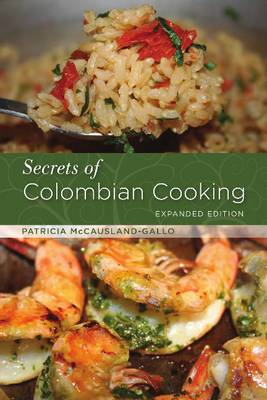 Secrets of Colombian Cooking, Expanded