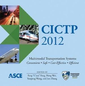 cictp 2012 transportation systems convenient cost effective