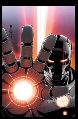 Iron Man 2.0: Asymmetry
