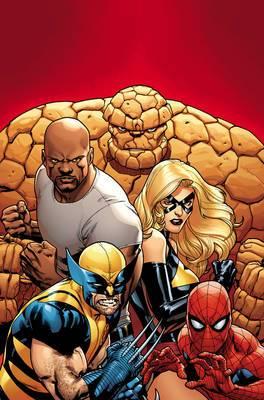 New Avengers: Vol. 1