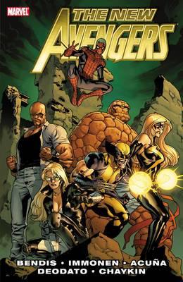 New Avengers: Volume 2