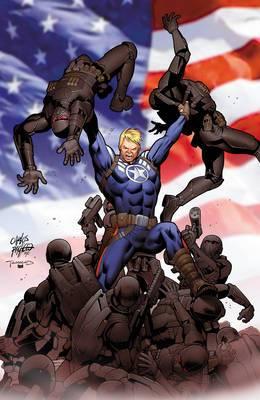 Steve Rogers: Supersoldier