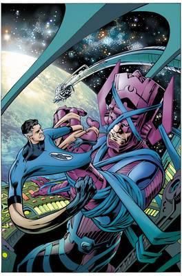 Fantastic Four by Jonathan Hickman Volume 4