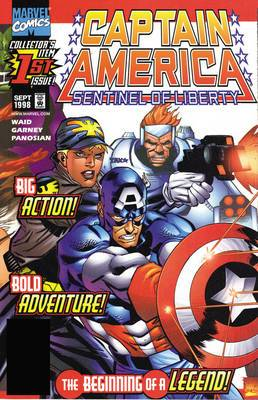 Captain America: Captain America: Sentinel Of Liberty Sentinel of Liberty