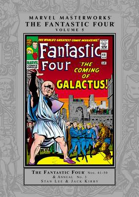 Marvel Masterworks: Vol. 5: Fantastic Four